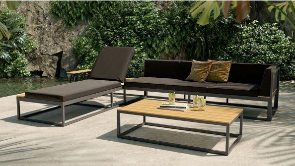 Conjunto de muebles de exterior ARTELIA Vasco