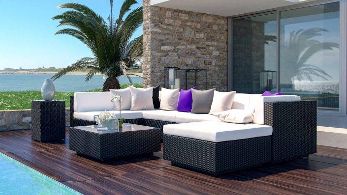 Larentia M - Muebles de terraza