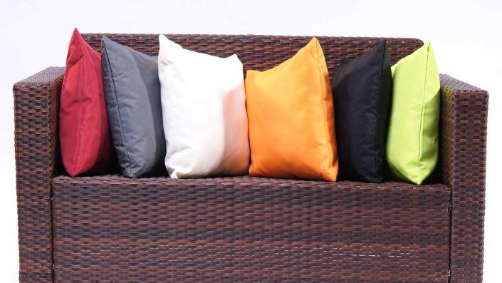 Cojines decorativos - Set de dos cojines de decoración
