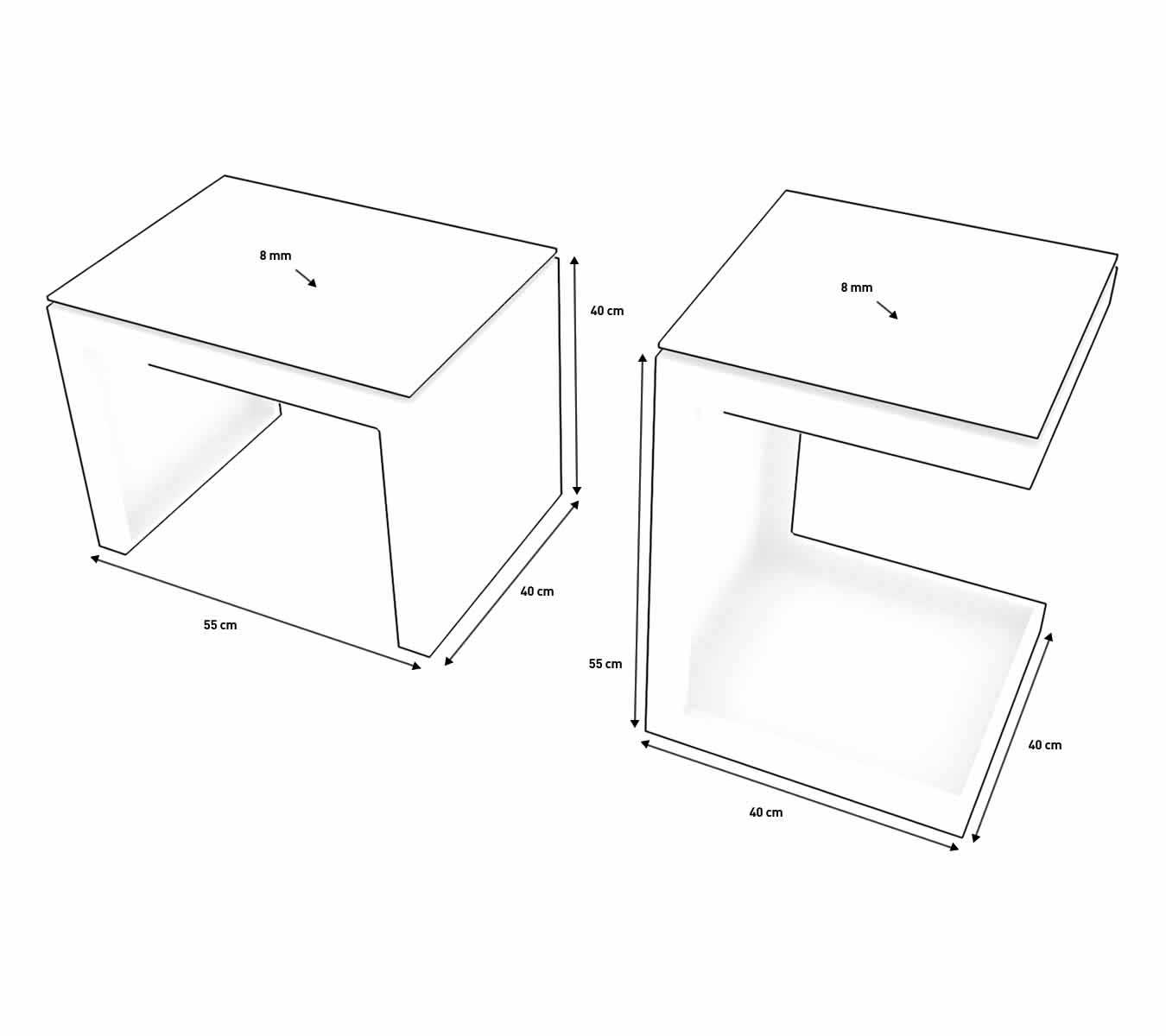 DOUBLE_SIDE_TABLE (ROUND RATTAN)